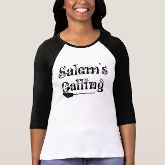 T-shirt Salem appelle