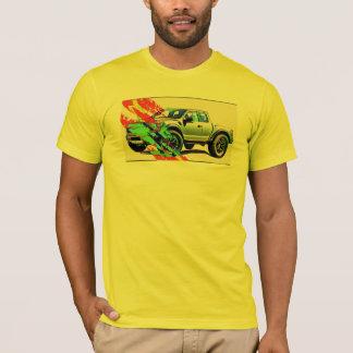 T-shirt saleté d'amour de camions