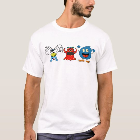 T-shirt salive, boober, plomb