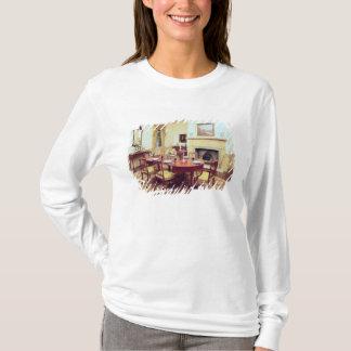 T-shirt Salle à manger blanche de Hall, près de Charleston
