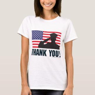 T-shirt Salut