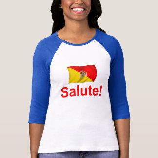 T-shirt Salut de la Sicile !