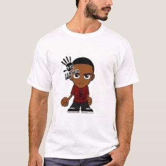 T-shirt salut haineux, haineux secondaire