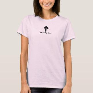 T-shirt salut im ici