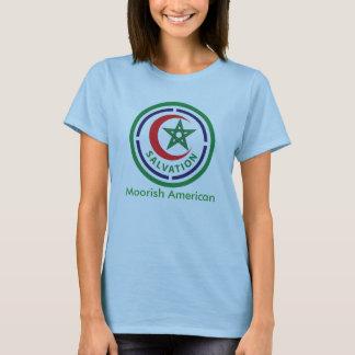 T-shirt Salut maure