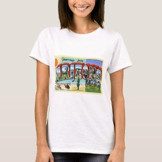 T-shirt Salutations d'Arizona