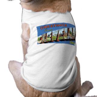 T-shirt Salutations de Cleveland, Ohio !