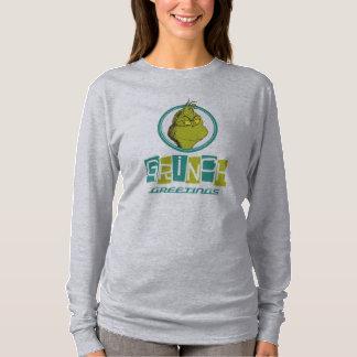 T-shirt Salutations de Dr. Seuss | Grinch