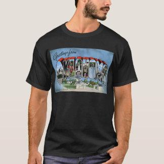 T-shirt Salutations de l'Oklahoma