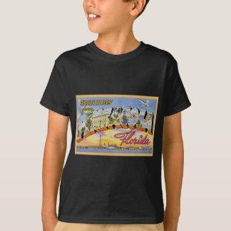T-shirt Salutations de Pensacola la Floride