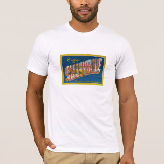 T-shirt Salutations de Sunnydale