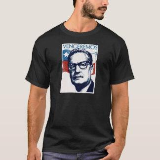 T-shirt Salvador Allende - Venceremos