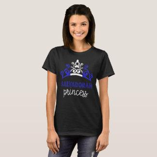 T-shirt salvadorien de drapeau national de