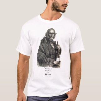 T-shirt Sam Houston, Bratton pour la législature