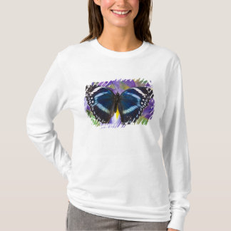 T-shirt Sammamish, Washington. Papillons tropicaux 57