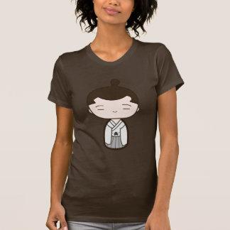 T-shirt Samouraïs de Kokeshi