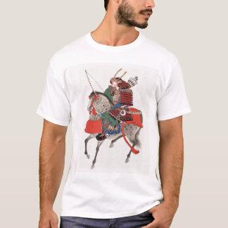 T-shirt Samouraïs montés