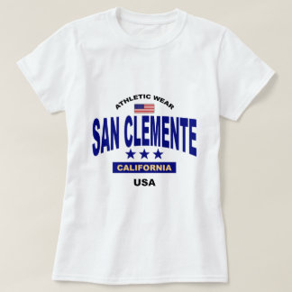 T-shirt San Clemente la Californie
