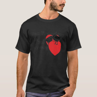 T-shirt San Francisco est pour des pluviers - les coeurs 2