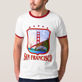T-shirt San Francisco la Californie