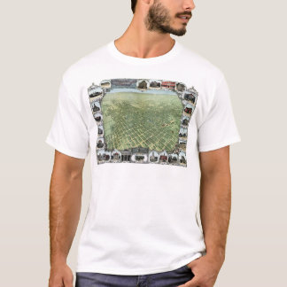 T-shirt San Jose, la Californie - 1901