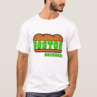 T-shirt Sandwich à broyeur de Boston