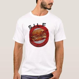 T-shirt Sandwich à SILF que je voudrais à
