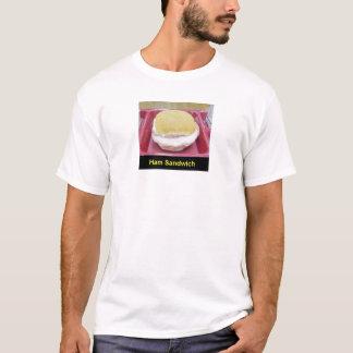 T-shirt Sandwich au jambon