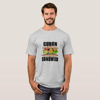 T-shirt Sandwich cubain