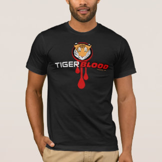T-shirt Sang de tigre