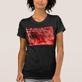 T-shirt Sang vrai sur le bayou