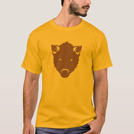T-shirt sanglier sauvage