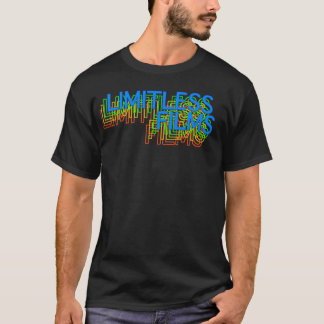 T-shirt sans limites de films