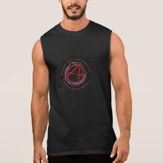 T-shirt sans manche d'Anarcho-Nihiliste