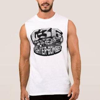 T-shirt sans manche de chemise d'EKW C-36