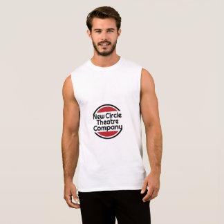 T-shirt sans manche du l'Ultra-Coton des hommes