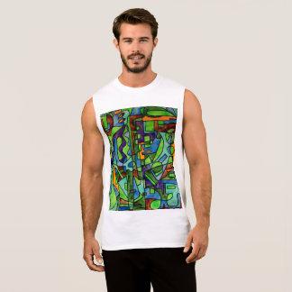 T-shirt Sans Manches ` 90,1 de zzzzcx de ` de W