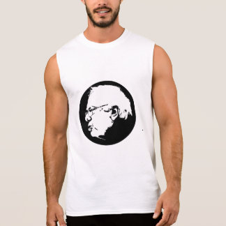 T-shirt Sans Manches Bernie rigide