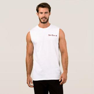 T-shirt Sans Manches Blanc