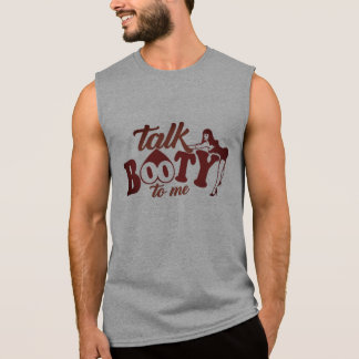 T-shirt Sans Manches Butin d'entretien à moi