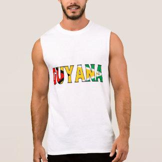 T-shirt Sans Manches Chemise de la Guyane