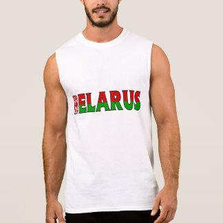T-shirt Sans Manches Chemise du Belarus