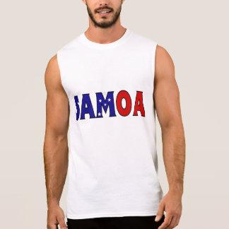 T-shirt Sans Manches Chemise du Samoa