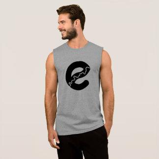T-shirt Sans Manches Chemise sans manche de rivière d'Edmonton