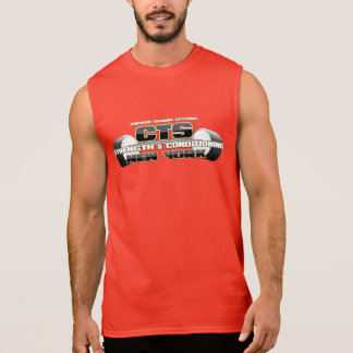T-shirt Sans Manches Coupure de CTS