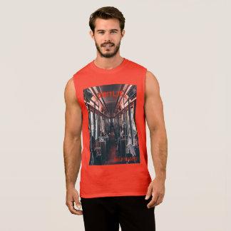 T-shirt Sans Manches Couverture sale de mensonge/album