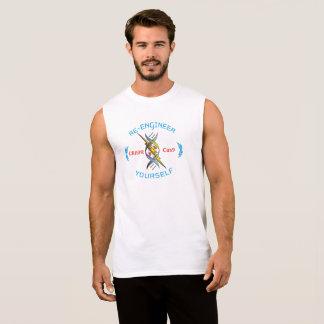 T-shirt Sans Manches CRISPR Cas9