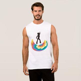 T-shirt Sans Manches Dancing Party