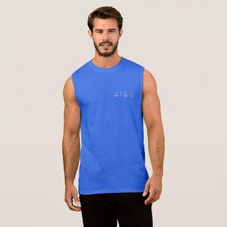 T-shirt Sans Manches gilet 4TEN coloré par obscurité