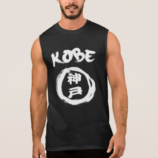 T-shirt Sans Manches Graffiti de Kobe